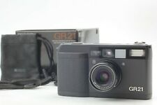 [Near Mint+ in Box]  Ricoh GR21 35mm Point & Shoot Film Camera from Japan