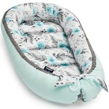 Baby Nest Bed Babynest Sleeper Pod Newborn Snuggle Crib Bed Toddler Cot Garden