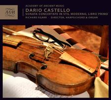 Dario Castello : Dario Castello: Sonate Concertate in Stil Moderno, Libro Primo
