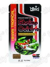 Hikari SHRIMP CUISINE Food Caridina Neocaridina Herbivore Fresh Pellet Seaweed