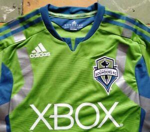 Seattle Sounders FC shirt soccer jersey shirt soccer 2012 TECHFIT Long Sleeve