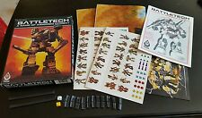 Battletech: A Game of Armored Combat - Second Edition 2nd roleplaying UNPUNCHED