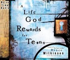 A Life God Rewards for Teens by Bruce Wilkinson (2002, CD)