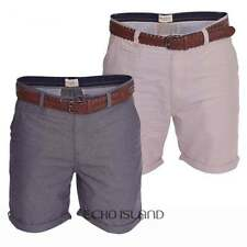 Brave Soul Patternless Chinos, Khakis Shorts for Men