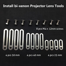 Install bi-xenon Projector Lens Universal Small Tools Head Light Retrofit Tools