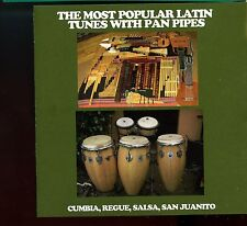The Tribal Band Peru / The Most Popular Latin Tunes With Panpipes