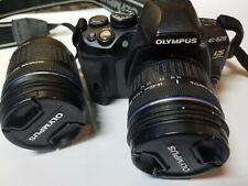 Camera Digital Olympus E620. image stabilizer. lenses. 14mm- 42mm. & 40mm-150
