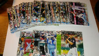 2018 Topps Holiday Mega Snowflake (HMW1-200) U PICK FROM LIST COMPLETE YOUR SET