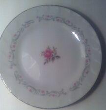 "Vintage Royal Swirl Fine China Japan 6 1/4"" Salad Plate"