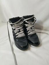 Adidas Selena Gomez Neo Hidden Wedge Sneakers Size 8.5 Studded GREAT CONDITION