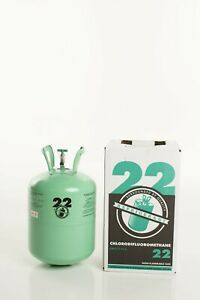 r22 virgin r-22 special gauge /& hose refrigerant disposable cylinder 5 lb