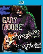 Gary Moore - Live At Montreux 2010 NEW Blu-Ray
