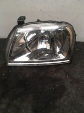 MITSUBISHI L200  Pickup 1998 - 2006 passengers side front head light lamp