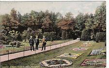 Carpet Garden, Hesketh Park, SOUTHPORT, Lancashire