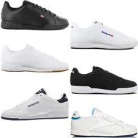 a9c8757aca313 Reebok Classic NPC Leather Herren Sneaker Leder Schuh Workout RBK Plus  Turnschuh