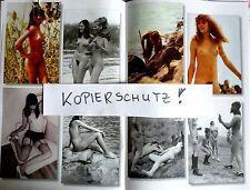 Akt foto 1974 fkk 1A junge patrioten woman NACKT knaben  Busen Frau Girl Mädchen