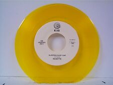 "ROXETTE ""SLEEPING IN MY CAR / THE LOOK (UNPLUGGED)"" 45 GOLD VINYL"