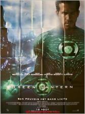 GREEN LANTERN Affiche Cinéma / Movie Poster Ryan Reynolds