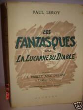Les Fantasques ou La Lucarne du Diable - Leroy  1952