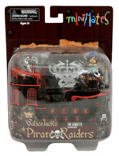 Minimates Vehicle S3 Pirate Ship The Vendetta with Anne Bonny MINT