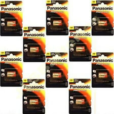 10 Panasonic LITHIUM CR2 Photo Batteries DLCR2  Exp2027