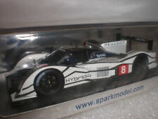 Spark 2591 - Peugeot 908 Hybrid 4 2011 #8 - 1:43 Made in China