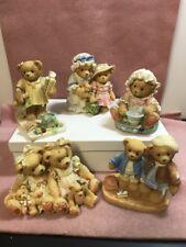 Cherished Teddies Figurines