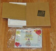 NEW BOX Russ Skribbles 4 x 6 Photo Frame My Mom Is The Greatest Handpainted NIB