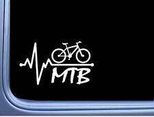 "Mountain Bike Lifeline MTB M438 6"" decal grips pedals bottle holder tread gloves"