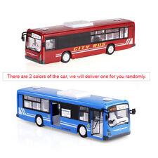 Heiß 2.4G RC Bus RTR Radiosteueröffnung Tür Auto LED Licht Simulation Sound A0I5