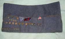 NK-002 - American Legion Grand Cheminot Hat 1949, with 16 Pins Vintage Veteran