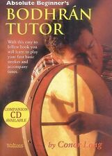 ABSOLUTE BEGINNER'S BODHRAN TUTOR - LONG, CONOR - NEW PAPERBACK BOOK