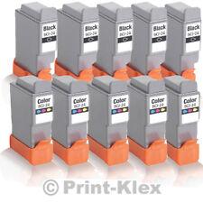 10x kompatible CANON Pixma IP1000 IP1500 IP2000 i250 i320 i350 i450 MP360 MP370