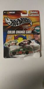 2003 #18 Bobby Labonte Interstate Color Change Hot Wheels Cup Series Race Day