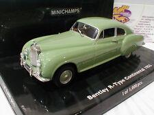 Auto-& Verkehrsmodelle aus Druckguss für Bentley