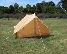 """tente canadienne bi place militaire """"desert"""" rare jamais utilisée !"""