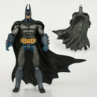 "7"" Armor Batman Arkham Asylum City Akham Knight DC Super Hero Action Figure Toy"