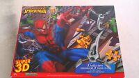 Marvel Spider Sense Spider-Man 3D Puzzle 3 puzzle Pack part sealed primemotion
