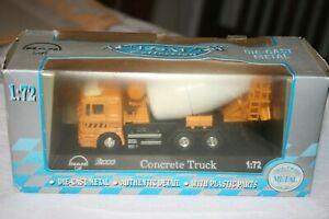 Automaxx Collection - MAN F2000 Concrete Truck - Diecast - In Original Box -1:72