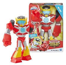 Playskool Heroes Transformers Hot Shot Rescue Bots Academy Mega Mighties NIB