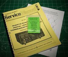 Realistic DX-302 Capacitor Kit w/Service Manual & (5)2SC1815 Transistors