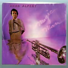 Herb Alpert - Magic Man  -  Picture Sleeve Only  -  A&M Records 2356 - 1981