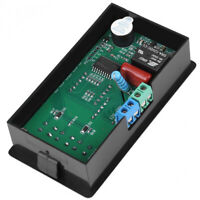 DC 12V time delay timer Accessory Parts 0-999 Hours Digital LED Durable