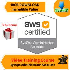 AWS SysOps Administrator Associate Video Training Course DOWNLOAD + Free Bonus