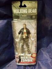 Walking Dead Mud Walker McFarlane Toys Exclusive Figure Series 7 Merle Zombie