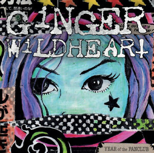 Ginger Wildheart : The Year of the Fanclub CD (2016) FREE Shipping, Save £s
