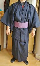 Japanese Men Kimono Haori Original