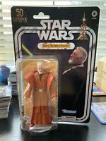 Star Wars Black Series NEW 50th Anniversary Ben (Obi-Wan) Kenobi Lucasfilm Ltd
