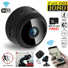 1080P Mini Kamera Überwachungskamera Aussen WLAN WiFi Home Security Überwachung