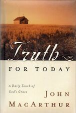 John MacArthur, Truth For Today - A Daily Touch Of God's Grace, Devotional, New